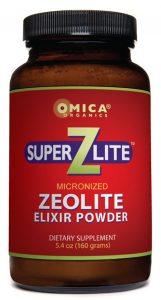 organic zeolite powder